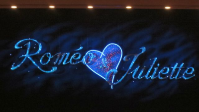 宝塚歌劇『ロミオとジュリエット』幕