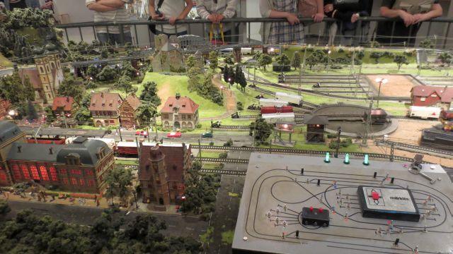 ドイツ・メルクリン社の鉄道模型