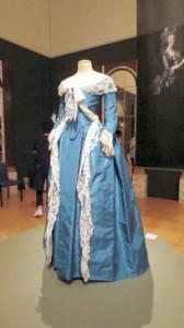 イギリス風ドレス