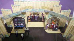 オーシャンズ11舞台模型