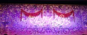 ベルサイユのばら幕